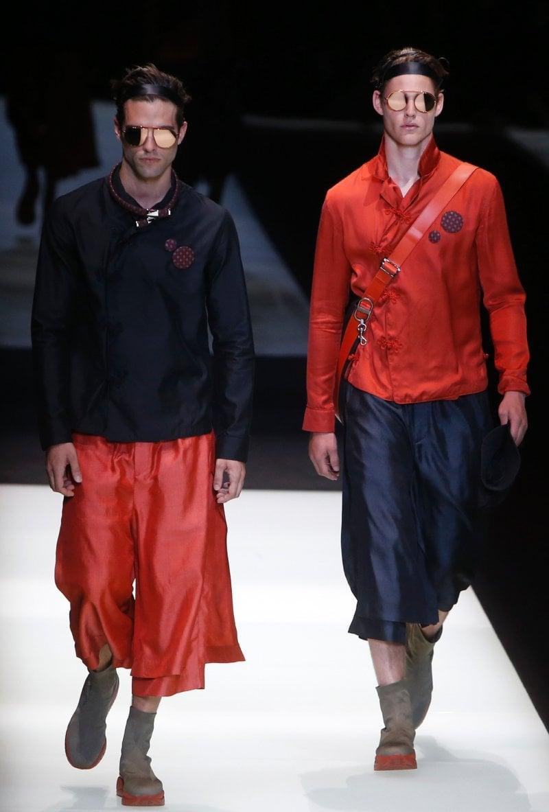 D Moda it Emporio A ArmaniL'eleganza Dialogo Con Il Giappone 0OwPkNnXZ8