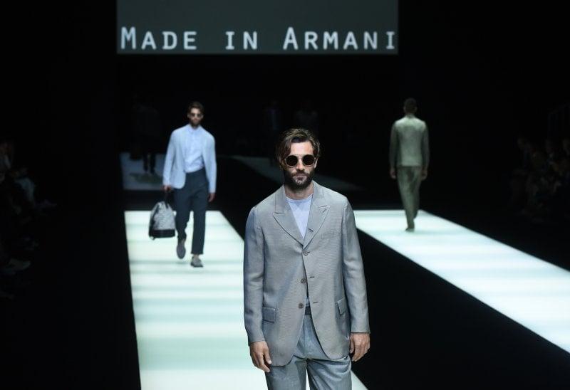 Armani: un classico che non vuole cambiare