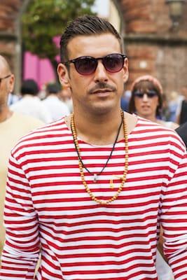 Gabbani: sono un sentimentale che veste casuale. La fama non mi cambia