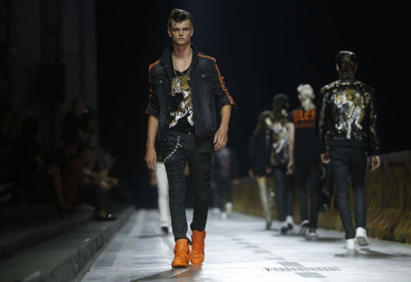 Philipp Plein, more is more