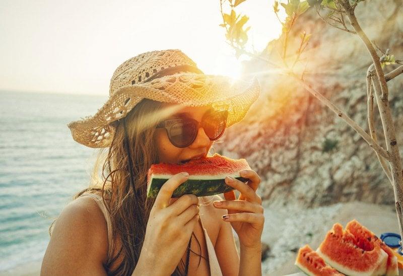 Caldo e calo di energie: ecco la dieta per l'estate