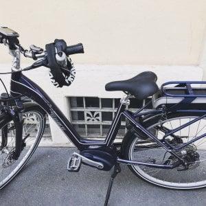 L'e-bike elettrica per la città