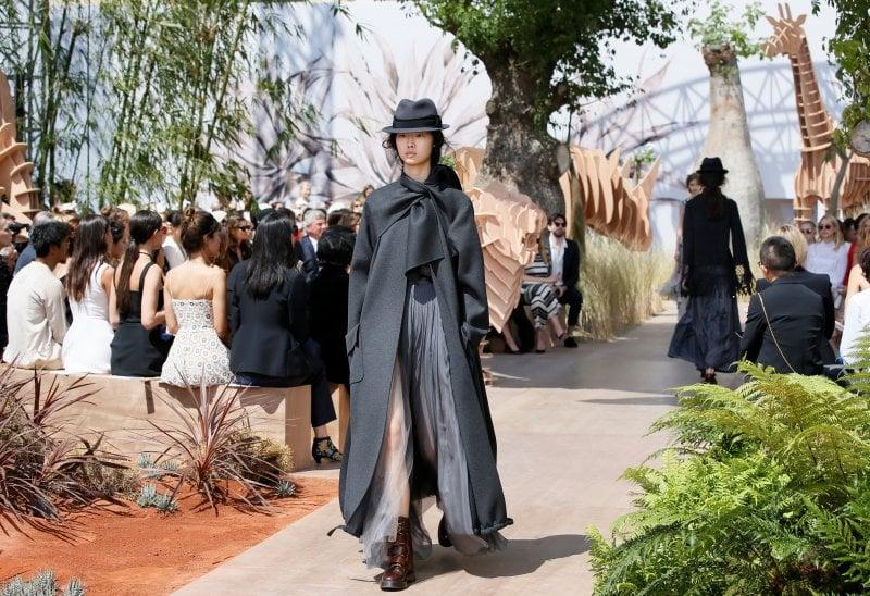 Dior Couture: la prova definitiva di Maria Grazia Chiuri
