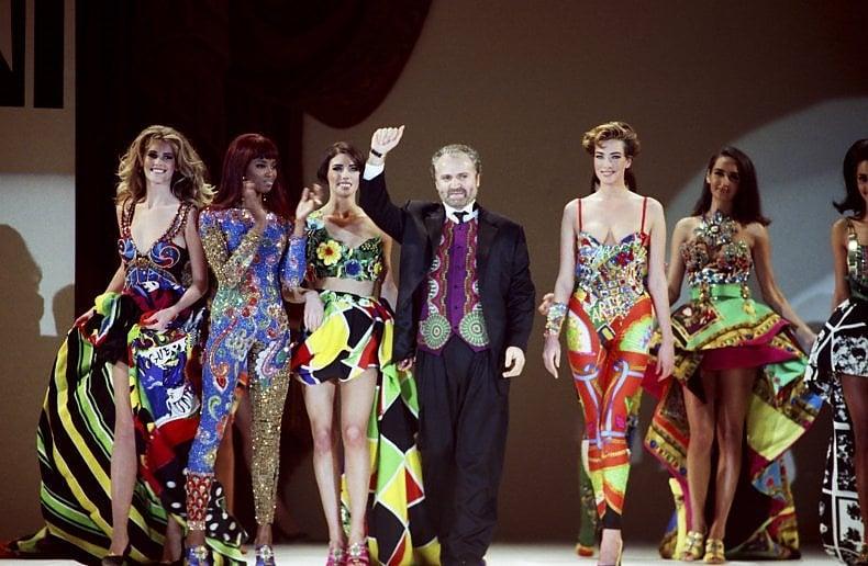 d64c537be40d6 Lo stile di Gianni Versace in 50 immagini - Moda - D.it Repubblica