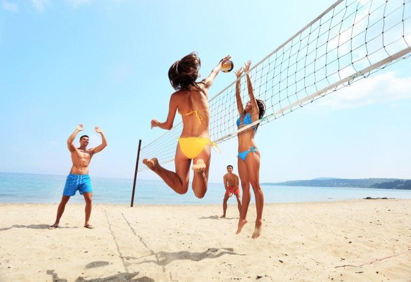 Fit beach: gli sport da fare in spiaggia