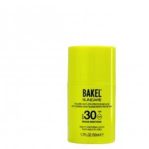 La crema solare protettiva