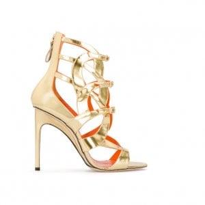 I sandali dorati