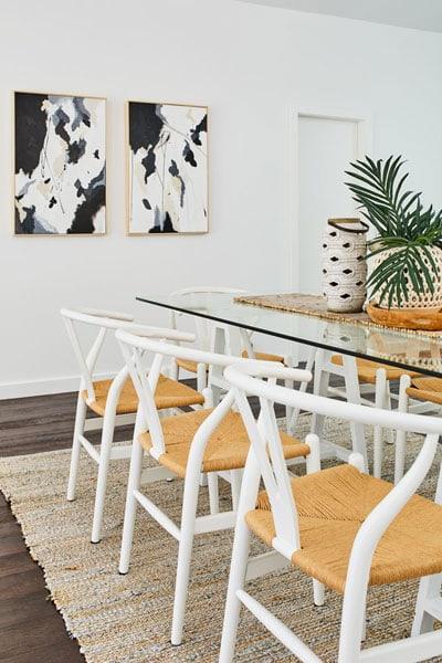 Sala da pranzo: 6 abbinamenti con il legno