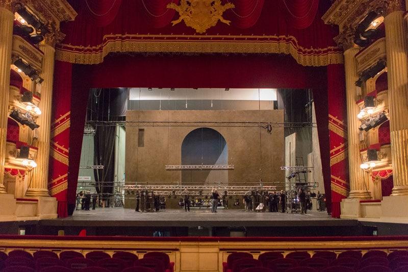 I primi della Scala