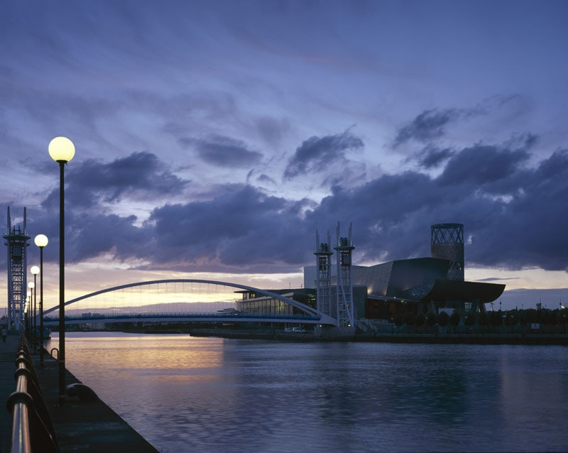 Lowry Arts Centre, Salford Quays, Manchester