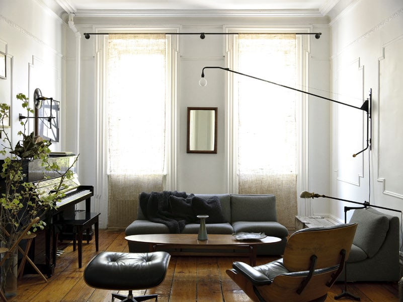Dove mettere il pianoforte? 6 idee stanza per stanza