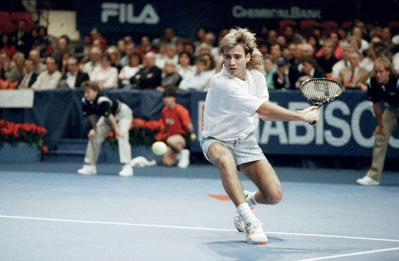 1988 al Masters Tennis, New York