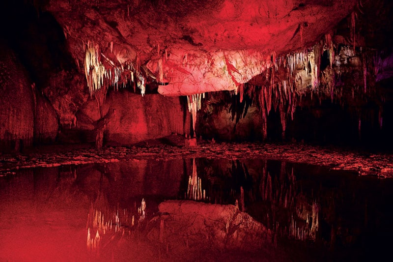 Grotte di Prometeo, a Imereti