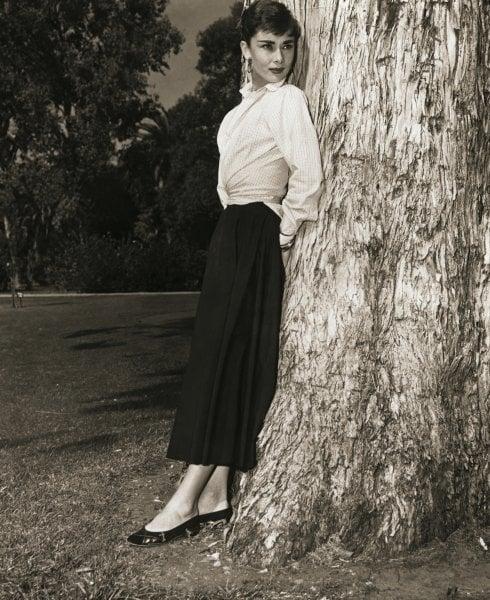 ottenere a buon mercato 9282a badd5 Lo stile di Audrey Hepburn raccontato in 50 look - Moda - D ...