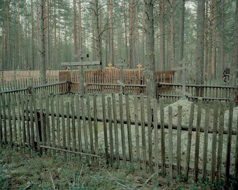 Il cimitero di Aidara