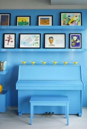 Dove mettere il pianoforte?