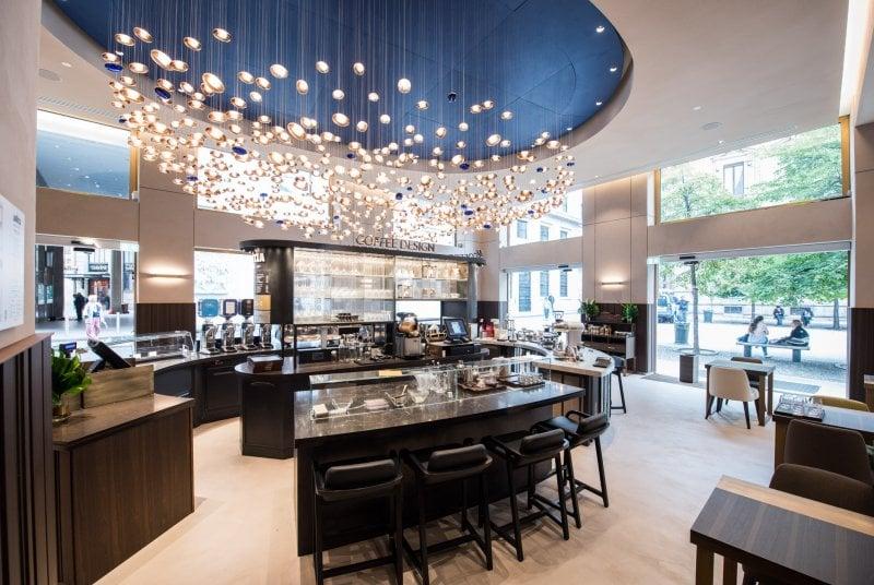 Lavazza apre a Milano il suo Flagship Store