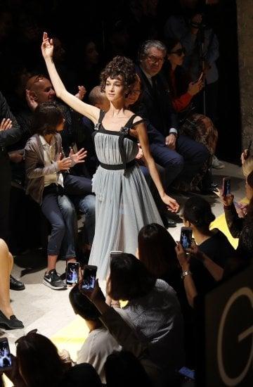 bf14477af7 Antonio Marras: una danza a ritmo di moda - Moda - D.it Repubblica