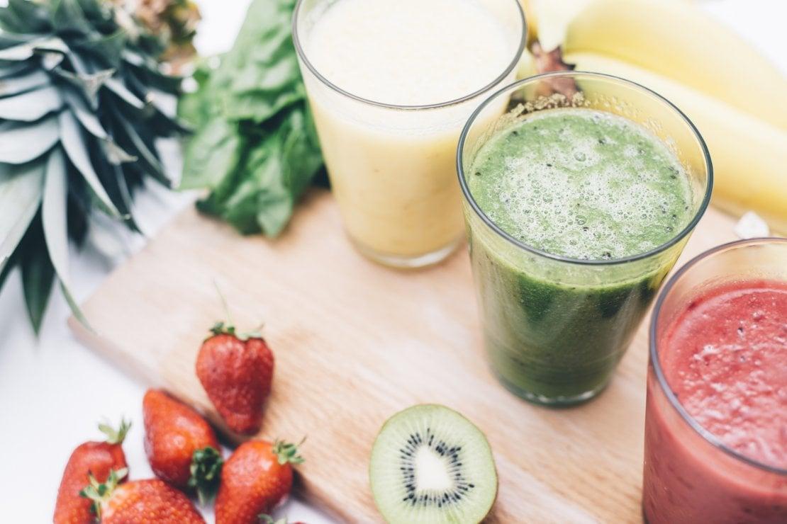 piano di dieta detox a base di erbe