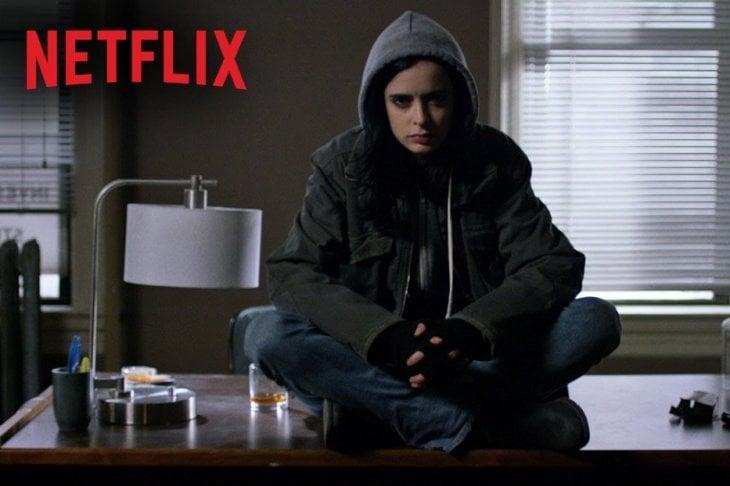 la serie di Netflix Jessica Jones