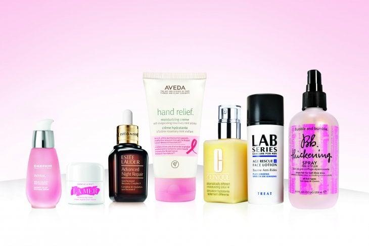Per ognuno di questi prodotti venduti, Estée Lauder Companies Italia devolverà 5 euro all'AIRC