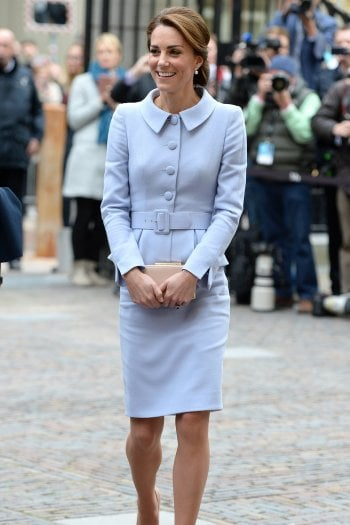 10 cose che non sai del look di Kate Middleton