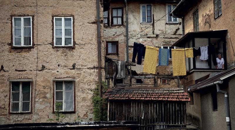 Innamorarsi di Sarajevo