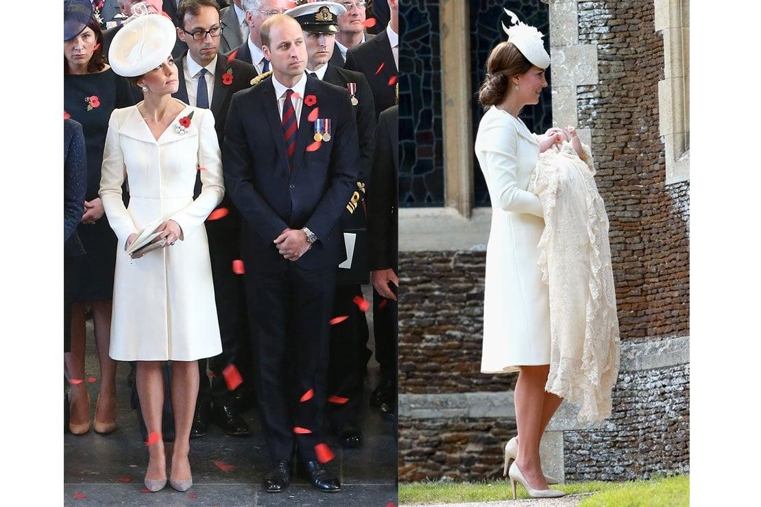 Regina del recycling: tutti i vestiti riciclati di Kate Middleton