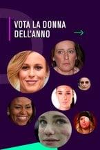 Vota la donna dell'anno
