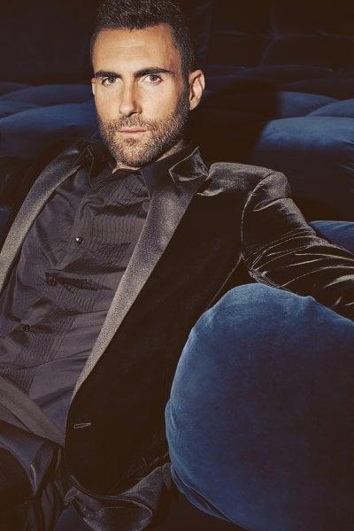 Adam Levine è l'uomo Y di Yves Saint Laurent
