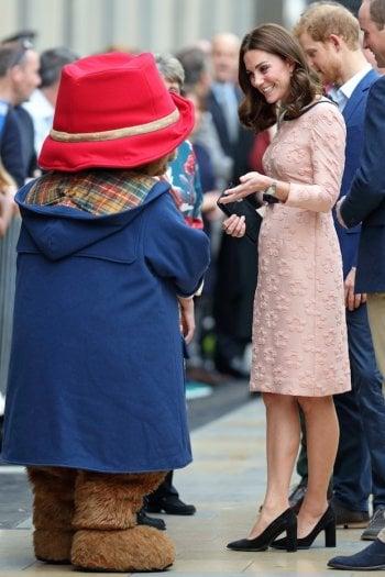 Kate: il terzo royal baby arriverà ad aprile