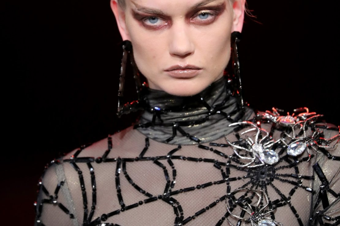Halloween  hair and make up horror chic - Beauty - D.it Repubblica 14886de91be0