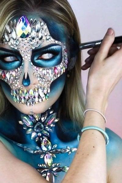 Make up di Halloween: la morte ti fa bella