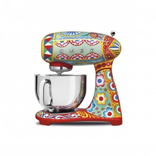 I piccoli elettrodomestici firmati Dolce & Gabbana per Smeg ...