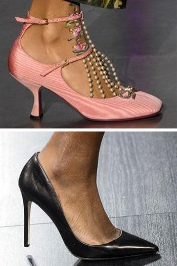 Scarpe: meglio tacco a spillo o tacco basso?