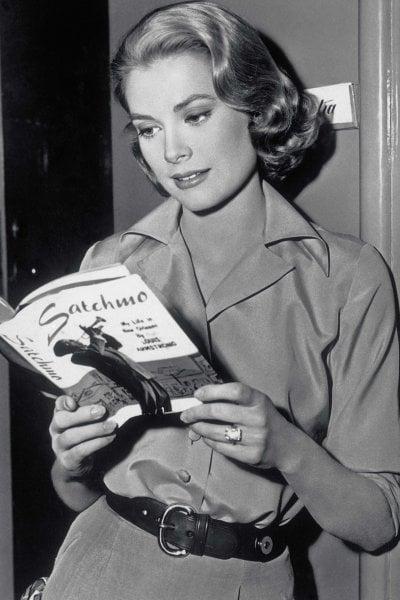 Oggi Grace Kelly avrebbe compiuto 89 anni: le immagini rare tra flirt e film
