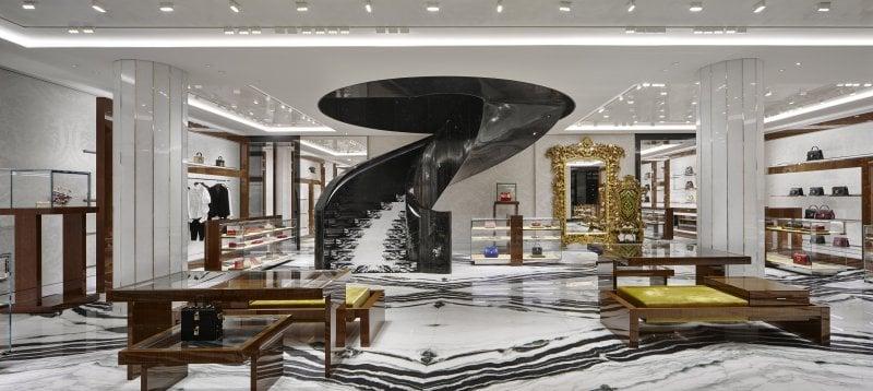 La nuova boutique di Dolce&Gabbana a Londra in Old Bond Street