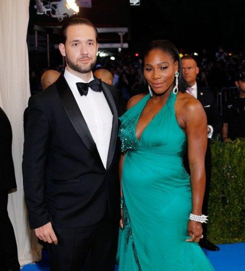 Un milione di dollari per le nozze vip di Serena Williams