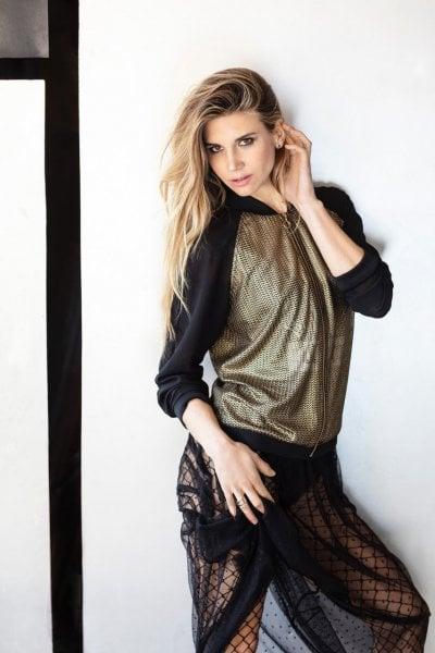 Nicoletta Romanoff: Spero di avere l'intelligenza di adeguare gli abiti all'età