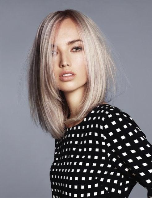 Tagli capelli medio lunghi inverno