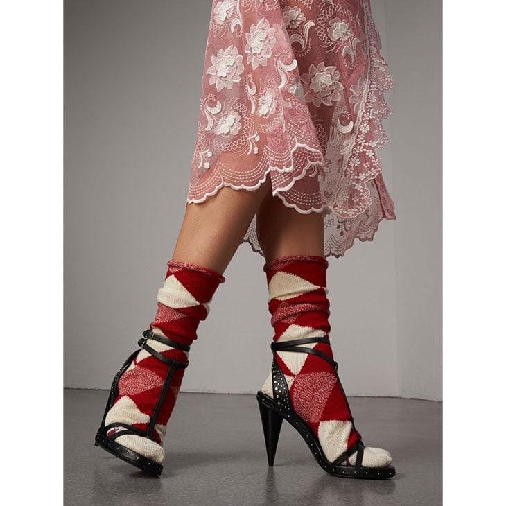 Sandali di Burberry