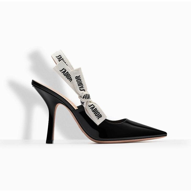 Scarpa con tacco di Dior