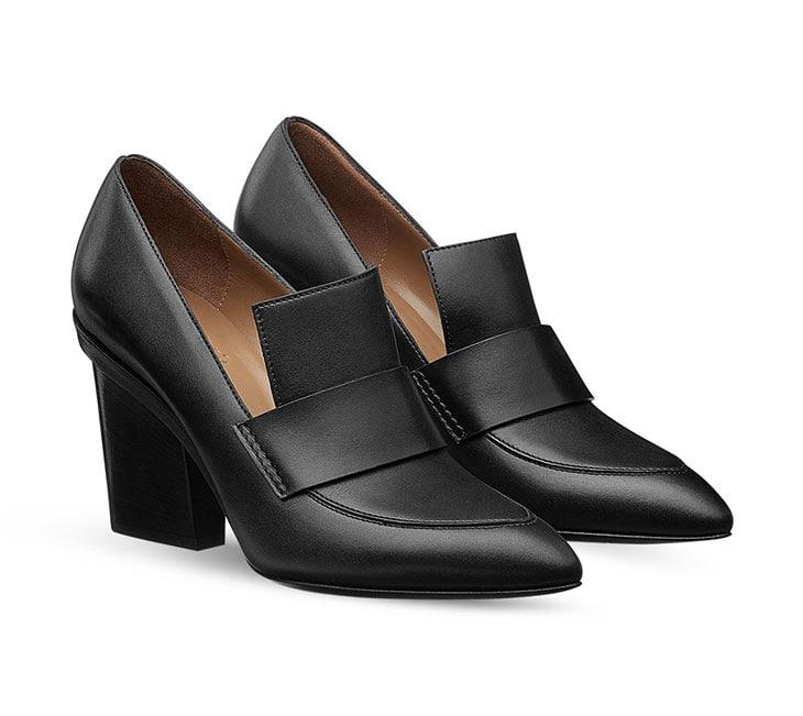 Scarpe con tacco di Hermès