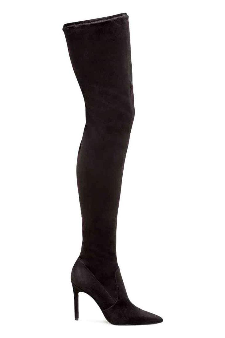 Stivali con tacco alto di H&M