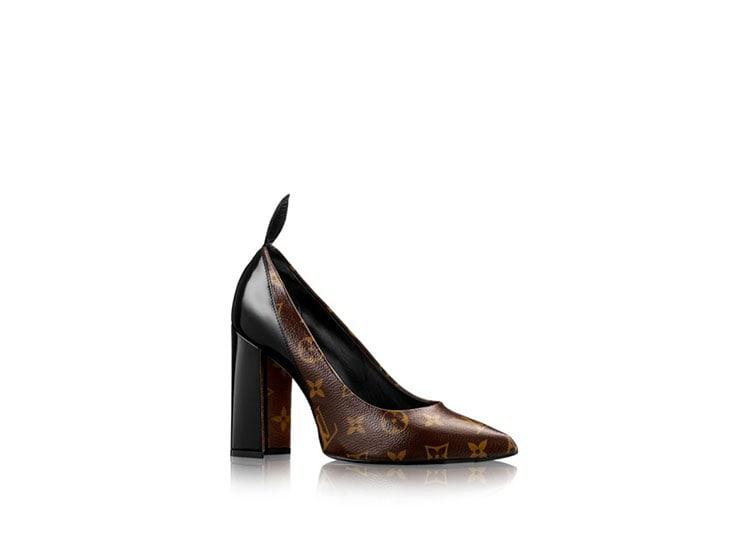 Scarpa con tacco di Louis Vuitton
