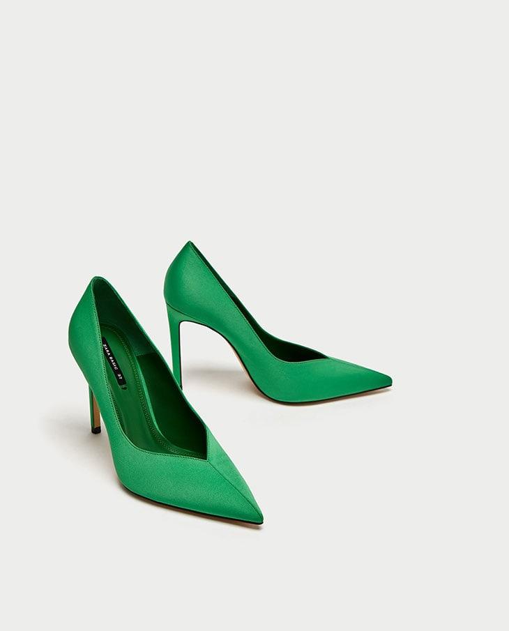 Scarpe con tacco di Zara