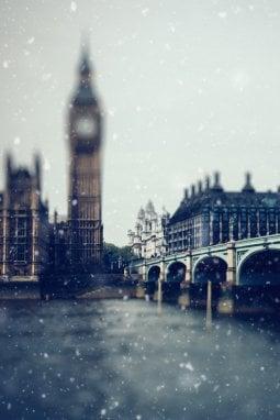 Londra a Capodanno