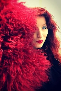Jane Richardson, Global Artistry Director Nars Cosmetics