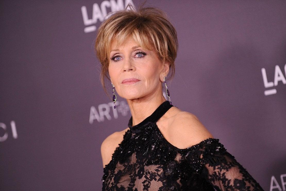Jane Fonda: compie 80 anni la ribelle di Hollywood