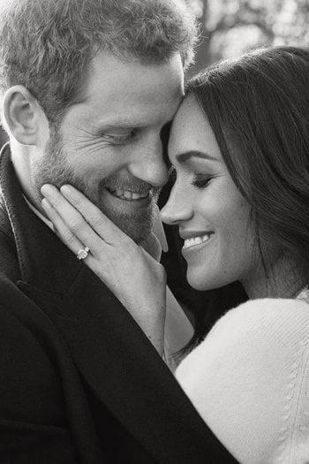 Harry e Meghan: le foto ufficiali del fidanzamento